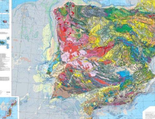 Presentación del nuevo mapa geológico de España y Portugal