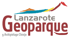 [The logo of the Lanzarote Geopark, the Canary Islands]