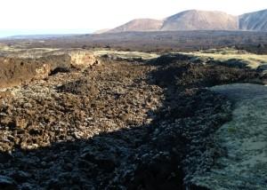 LZ23 Canal de lava del Chinero