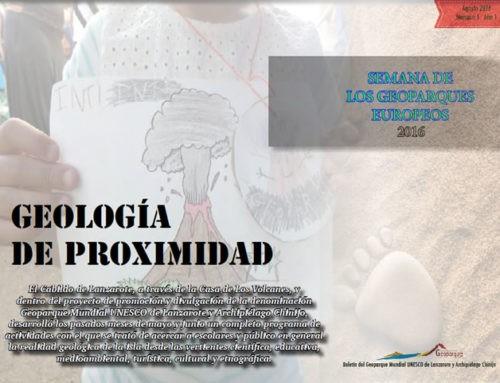 Boletín 1 – Agosto 2016