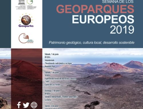 (Español) Semana de los Geoparques Europeos 2019