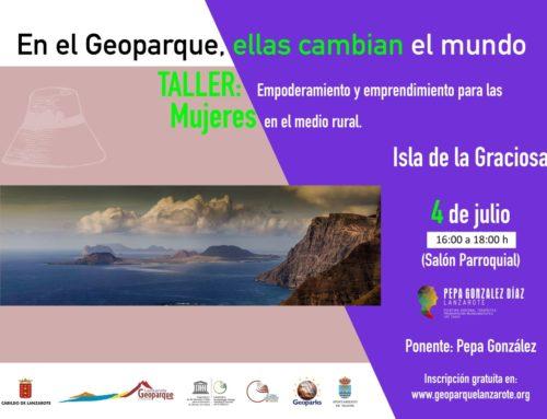 (Español) Taller en la isla de La Graciosa
