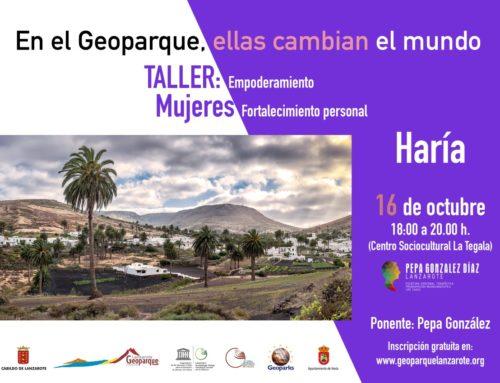 (Español) Taller: Empoderamiento de la Mujer, fortalecimiento personal