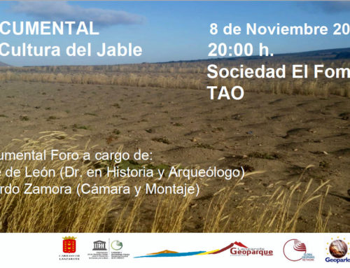 Documental «La cultura del Jable», proyección y debate